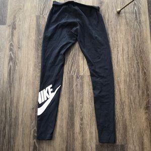 Black Nike Spandex